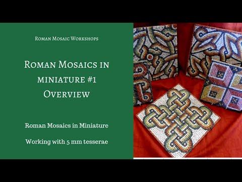 Roman Mosaics in Miniature I
