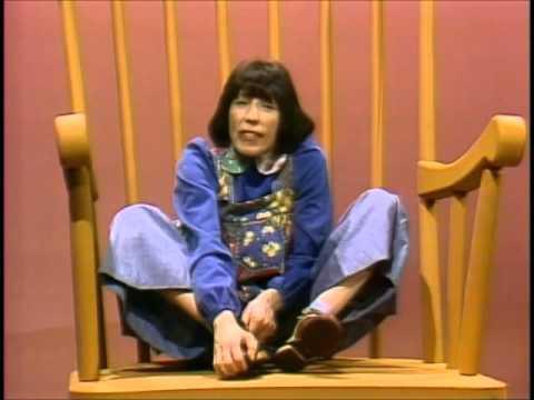 Sesame Street - Edith Ann's Sandwich - Lily Tomlin
