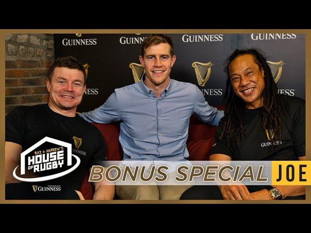 Brian O'Driscoll meets Tana Umaga - Baz & Andrew's House of Rugby (bonus episode) #1