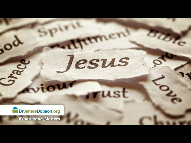 A Wonderful Life - Part 1 with Dr. James Dobson's Family Talk   3/14/2019