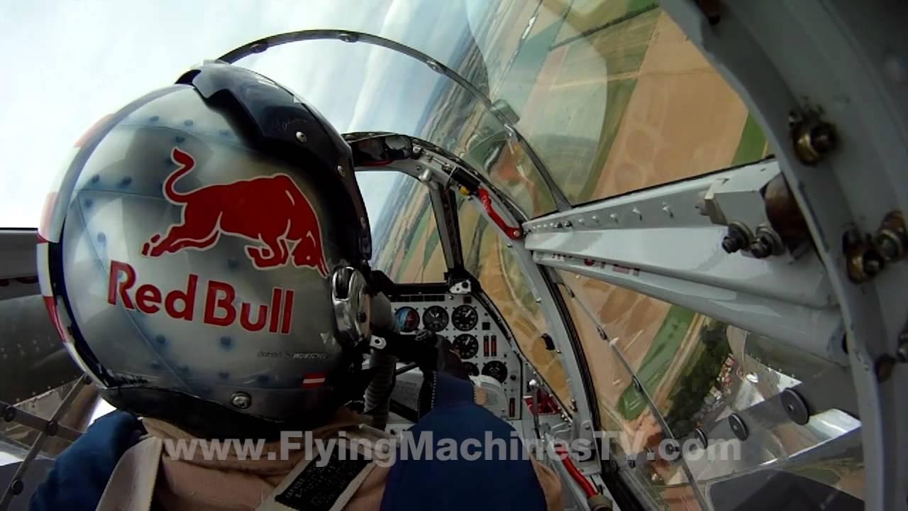 red bull p38 lightning at flying legends 2011 youtube