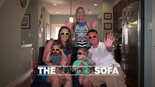The #SomersSofa | Episode 4 | Catherine, Allan, & the TWINS