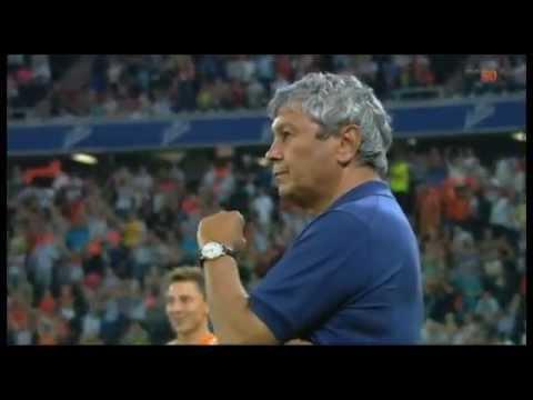 'Шахтер'   'Кривбасс'   1 0  Победный гол Фернандиньо