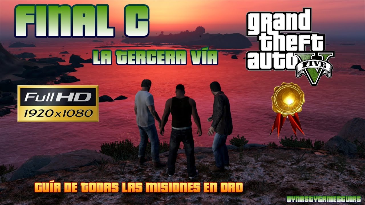 Libro Guia Gta V Gta V Guía Walkthrough 27 Final C La Tercera Vía