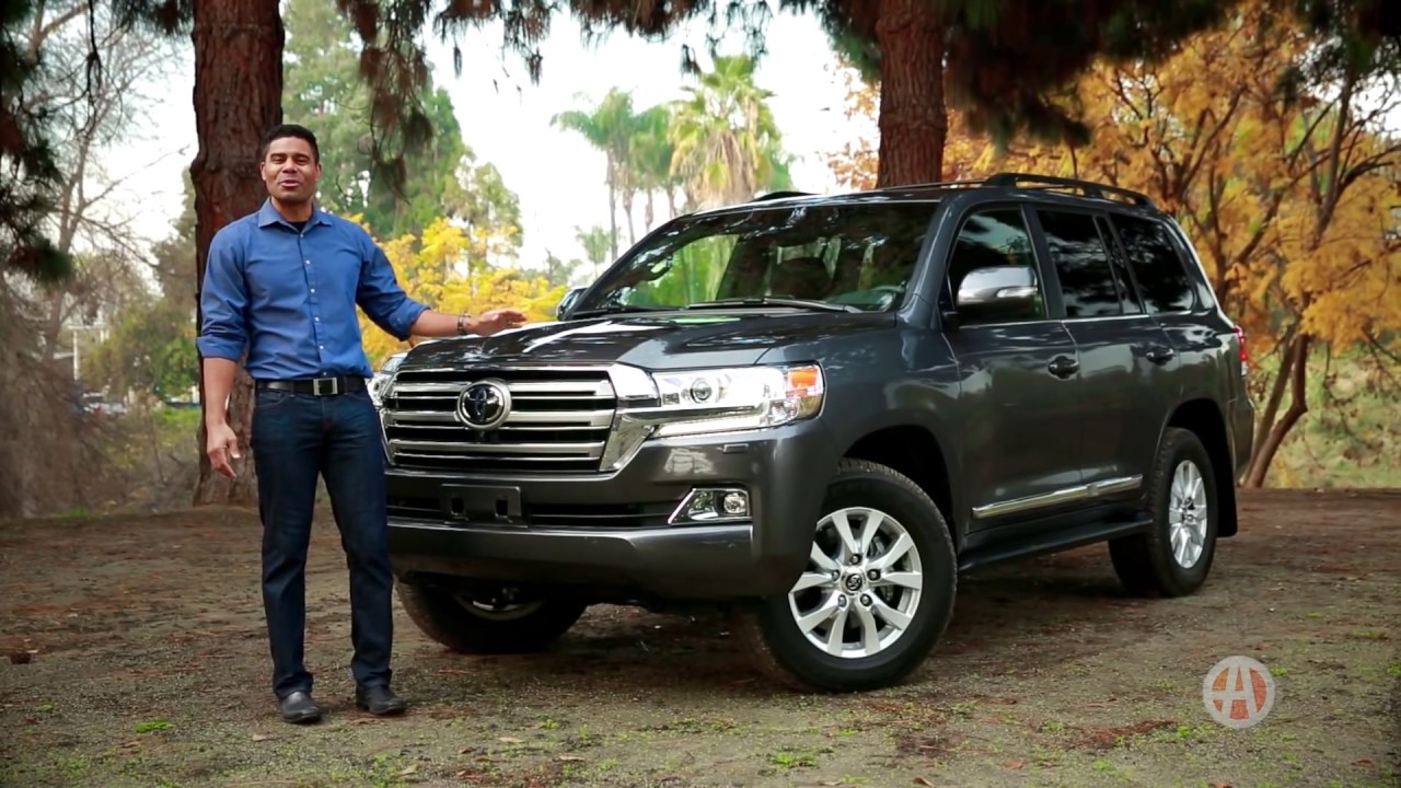 2016 Toyota Land Cruiser 5 Reasons To Autotrader