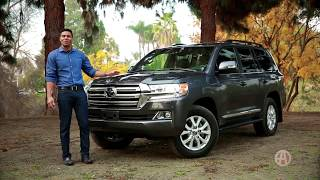 2016 Toyota Land Cruiser | 5 Reasons to Buy | Autotrader