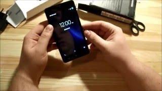 Телефон Doogee X5 Розпакування №28
