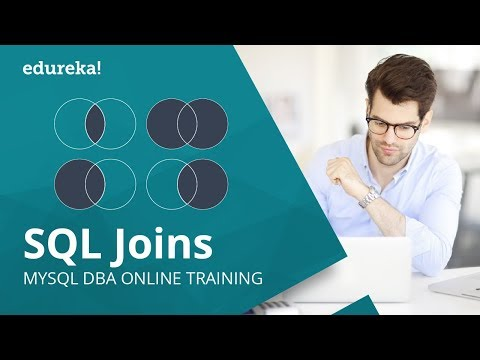 SQL Joins Tutorial For Beginners | Inner, Left, Right, Full Join | SQL Joins With Examples | Edureka
