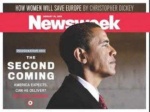 Obama Is Antichrist.  Dreams of Obama's End Times' Reign.