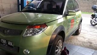 Review PROTON SAVVY Indonesia