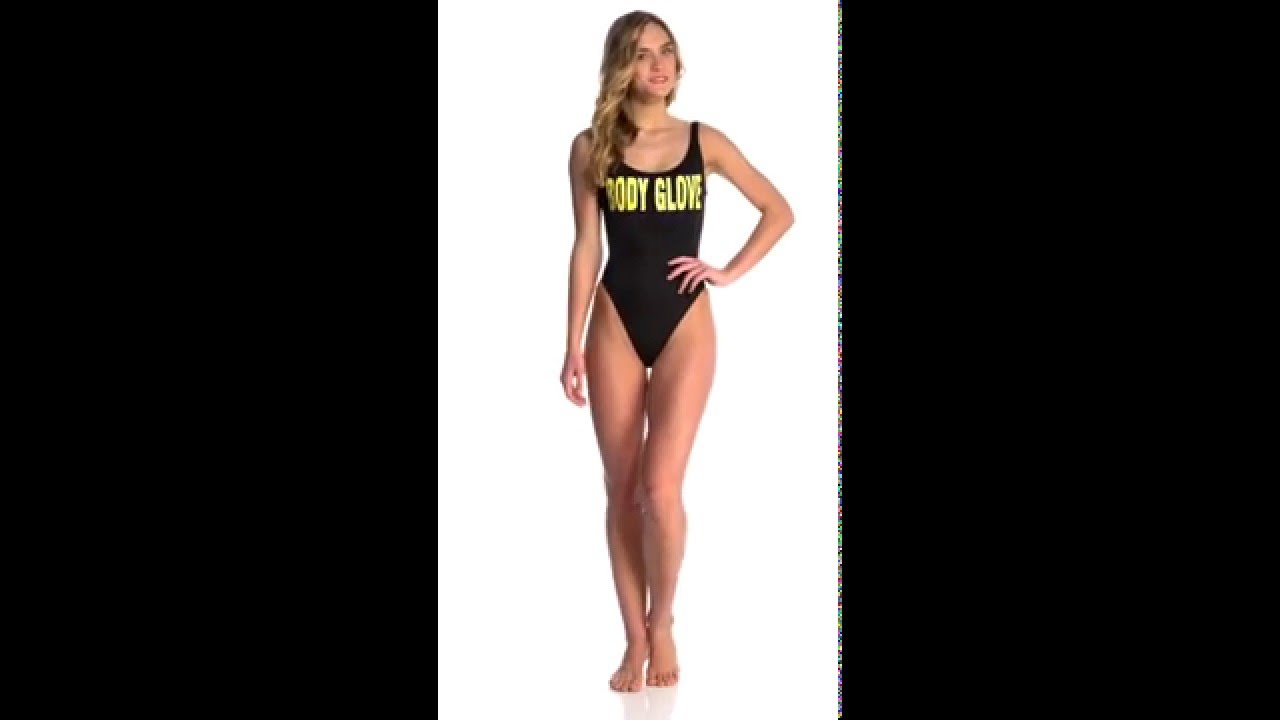 d2ee432739a Body Glove 80's Throwback The Look One Piece Swimsuit | SwimOutlet.com -  YouTube