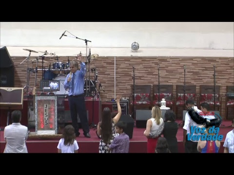 Culto ao Vivo 16/04/17 Voz da Verdade Sede