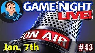 Joignez-vous à nous Nous jouons Roblox Live! DigDugPlays Game Night Live : Ep 43