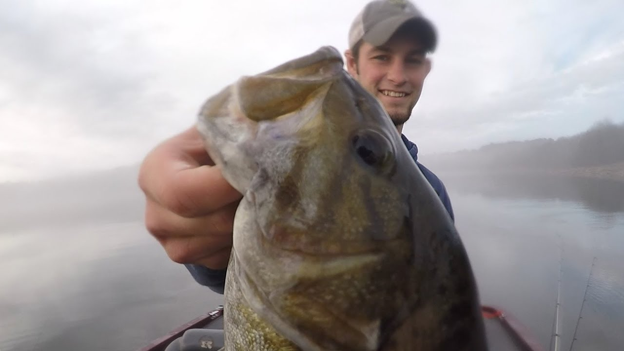 Monster tennessee smallmouth float n fly youtube for Buy tennessee fishing license