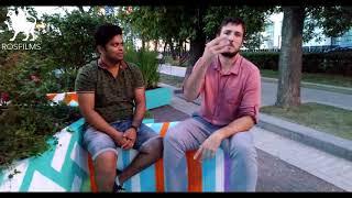 Интервью с Мелвиной из Индии.  О развивающие съемки фильм для глухих в Индии...