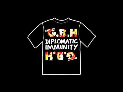 Troops of Decontrol: Diplomatic Immunity (GBH cover)