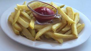 Картошка ФРИ самый удачный рецепт СЕКРЕТЫ приготовления Фри дайындаудың ең керемет жолы