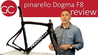 Pinarello Dogma F8 Review - Glory Cycles