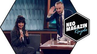 Aya Jaff zu Gast im Neo Magazin Royale