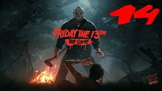 The FGN Crew Plays: Friday the 13th The Game #14 - I'm Shrek (PC)