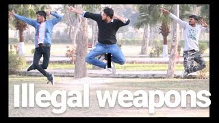 ILLEGAL WEAPON | Dance choreography | Latest punjabi song 2017 | Jasmiine sandals ft. Garry sandhu