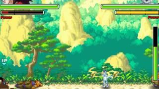 Dragon Ball 2.7 (Жемчуг дракона 2.7) - прохождение игры