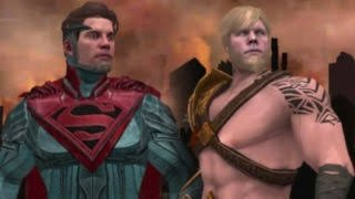 INJUSTICE | max any player in no time ! No need to xp or star labs