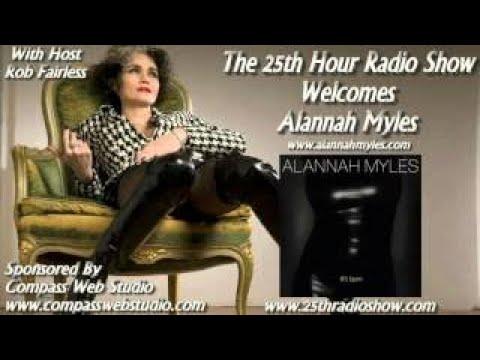 Alannah Myles - Grammy & Juno Award Winning Singer/Songwriter - Actress - Model