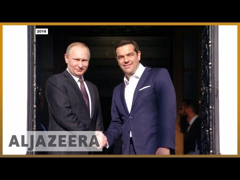 🇷🇺 🇬🇷 Russia, Greece spat and diplomatic tit-for-tat | Al Jazeera English