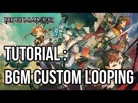 [RPG Maker MV] How to Make Custom Looping BGMs