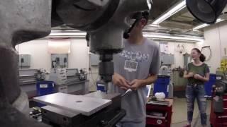 UC Berkeley Machine Shop 11/9/2016