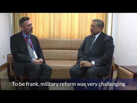 Yudhoyono envisions more democratic Southeast Asia