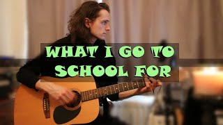 Download lagu Busted | What I Go To School For Cover