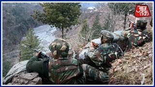 Pakistan Violates Ceasefire In Poonch, Two Army Jawans Injured  :100 Shehar 100 Khabar