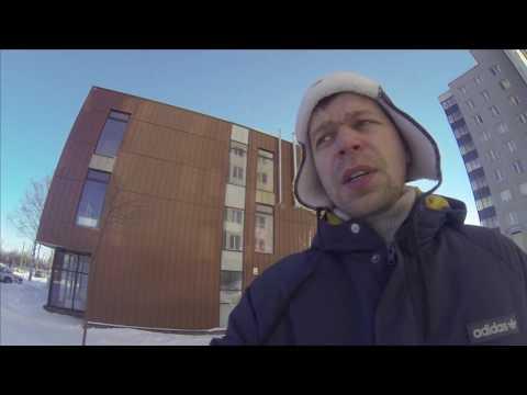 На неделю в Петрозаводск в разведку