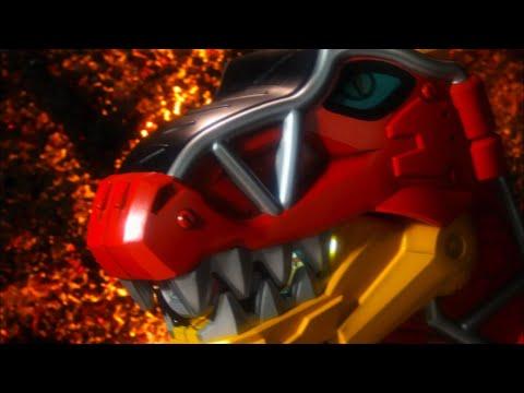 Power Rangers Official | Crazy Robot Dinosaur Moments | Morphin Grid Monday