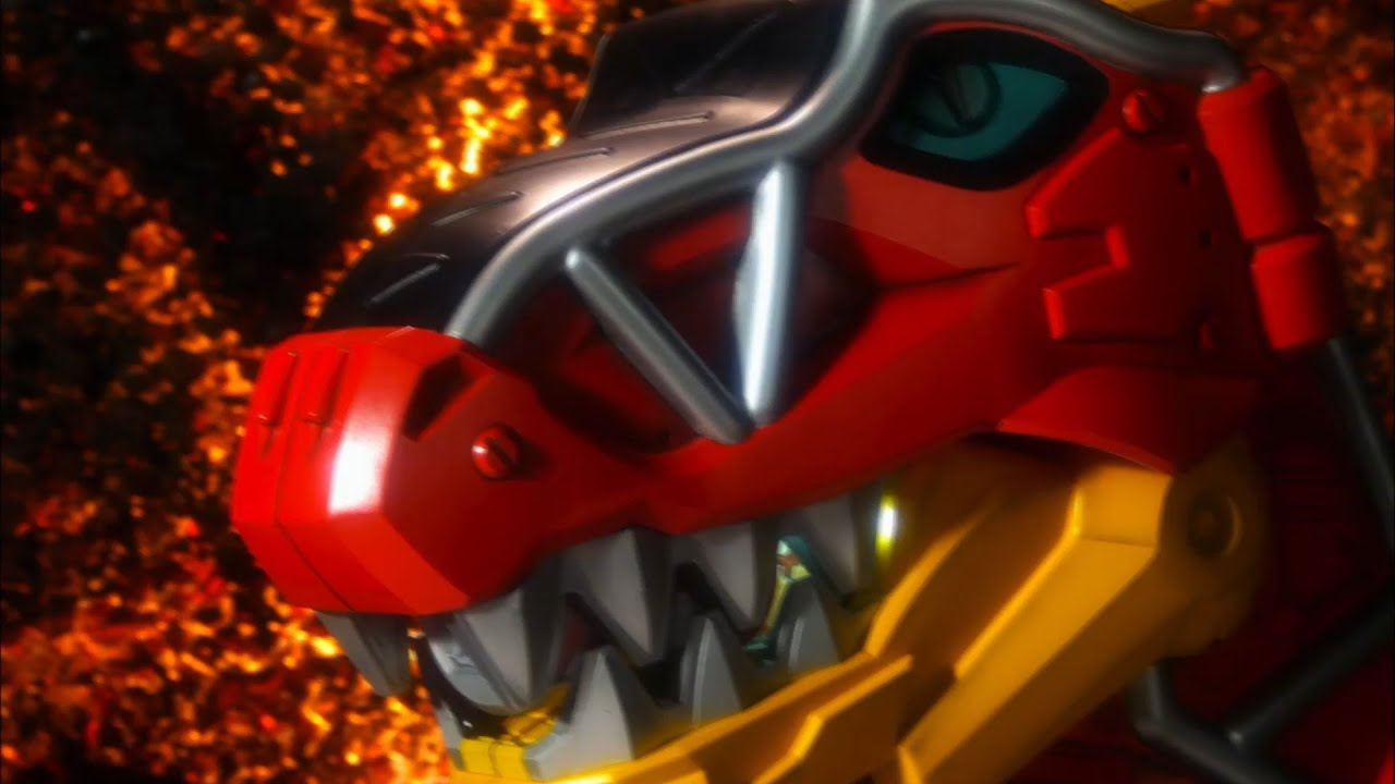 Download Crazy Robot Dinosaur Moments | Morphin Grid Monday | Power Rangers Official
