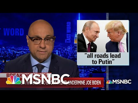 What You Should Know About Russia's Attempts To Undermine Biden's Candidacy & Help Trump | MSNBC