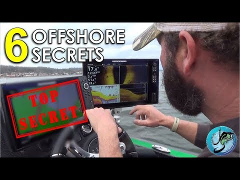 6 Offshore Secrets Pros Don't Want You To Know | Offshore Bass Fishing Tips