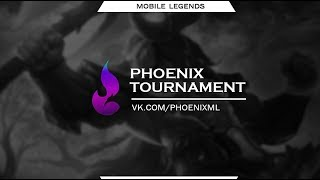 5х5 турнир | КОМАНДНЫЙ | по Mobile legends Mobile legends | BlueStacks | Phoenix