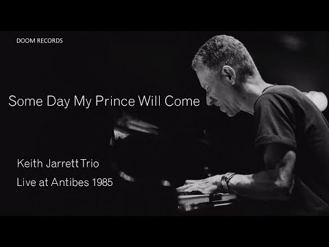 Someday My Prince Will Come - Keith Jarrett Trio Live in Antibes 1985