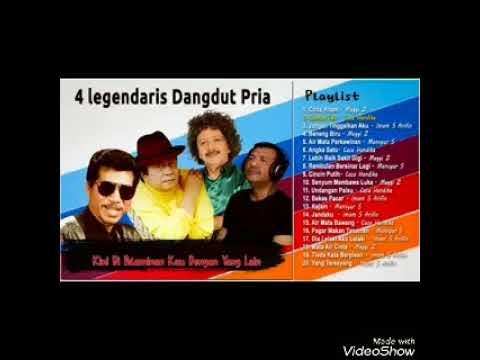 Lagu dangdut legendaris terpopuler