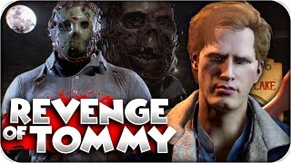 Getting Revenge as Tommmy Jarvis! Funny Moments | Friday the 13th: the Game