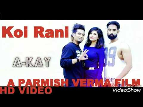 Rani - A Kay | Preet Hundal | Amanda Cerny | Latest Punjabi video Song 2017