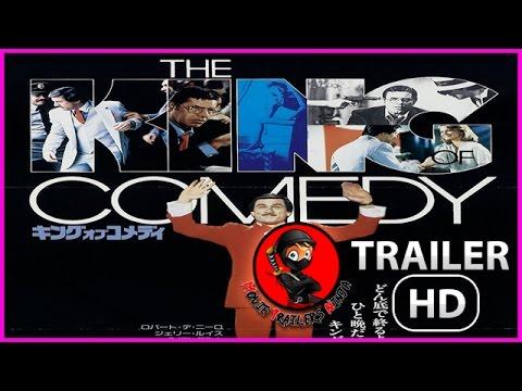 The King Of Comedy Official Trailer HD - Robert De Niro (1982)