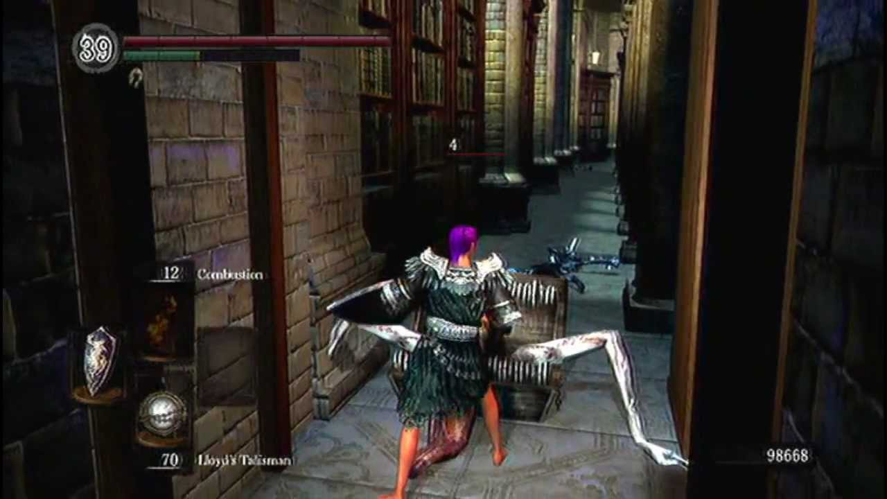 Dark Souls Getting The Rare Symbol Of Avarice Mimic Head