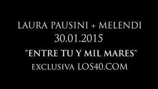 "Laura Pausini ""Entre tu y mil mares"" (with Melendi) - Videoclip Teaser 1"