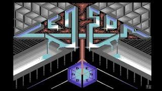 Delysid - Shine Logo Show - C64 Slideshow