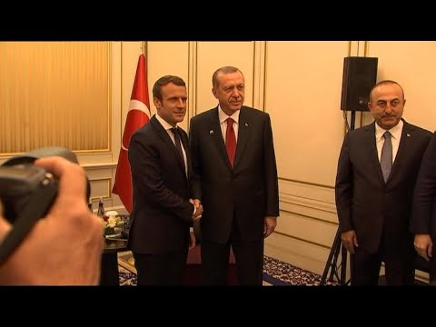 Turkey hopes to expand economic ties with France as Erdogan visits Paris