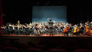 Tanah tumpah darahku by String Orchestra of Surabaya